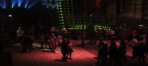 Image La Friche Alstom en mode dancefloor (Scopitone 2009)