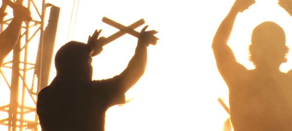 Image Les Tambours du Bronx - (live Rock dans tous ses états 2010)