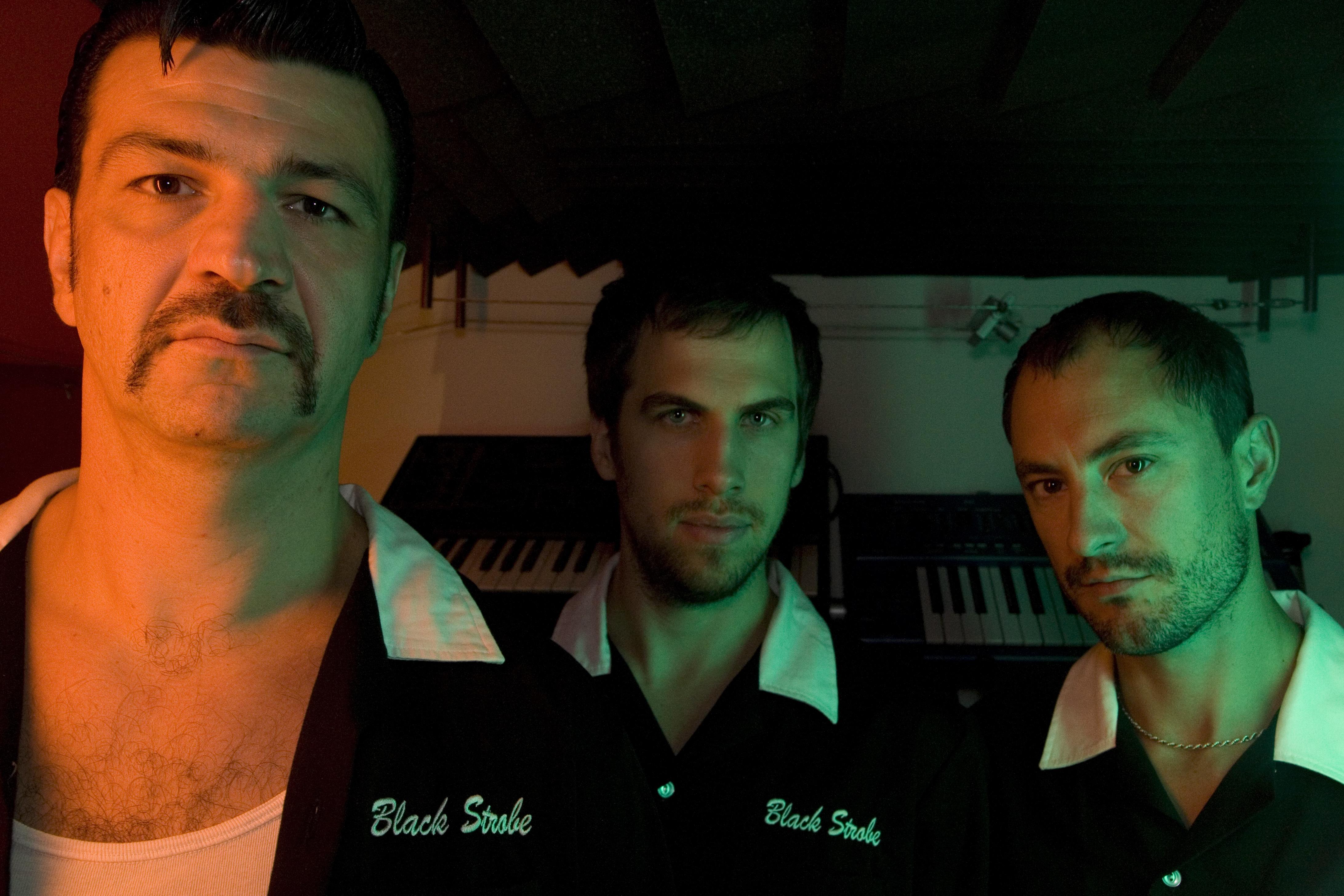 Black Strobe october 2010