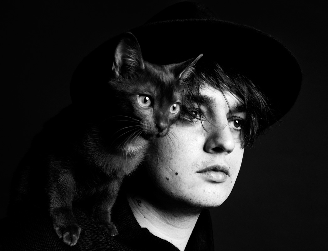 Pete Doherty / Elle Magazine / Editorial / Retrospective