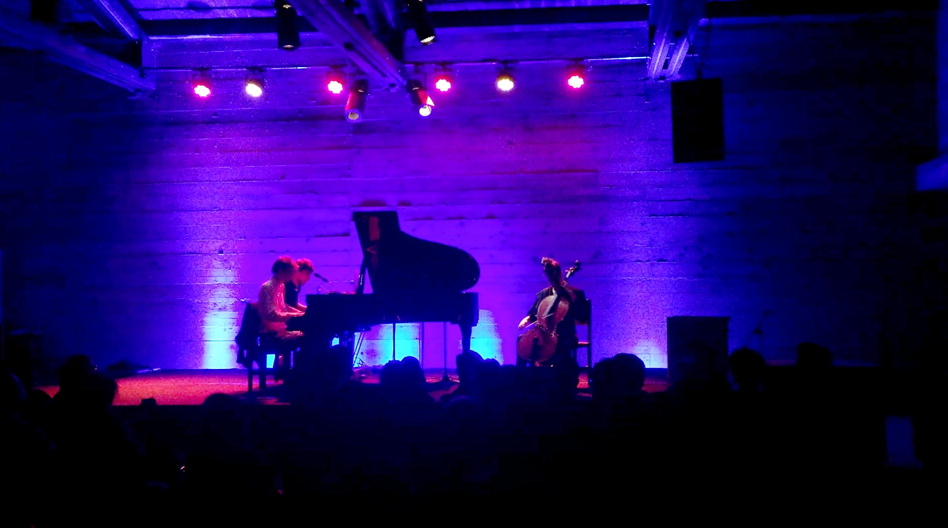 LAAKE + PIANO + VIOLONCELLE