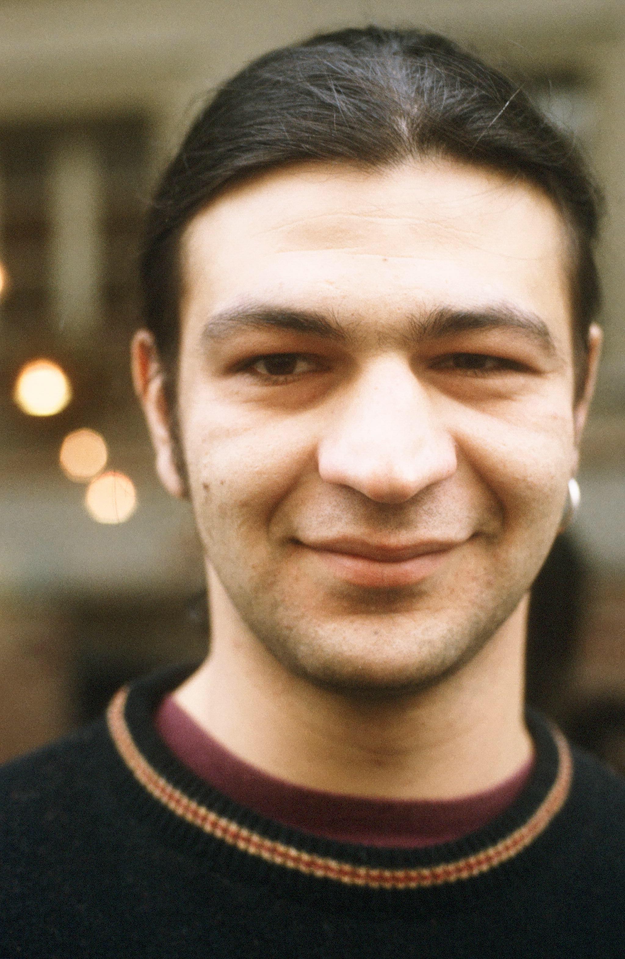 Arnaud Rebotini (Zend Avesta) (FR), rue de Charonne, Paris, 1997 09920094 Olivier Degorce - Plastic Dreams - Headbangers Publishing