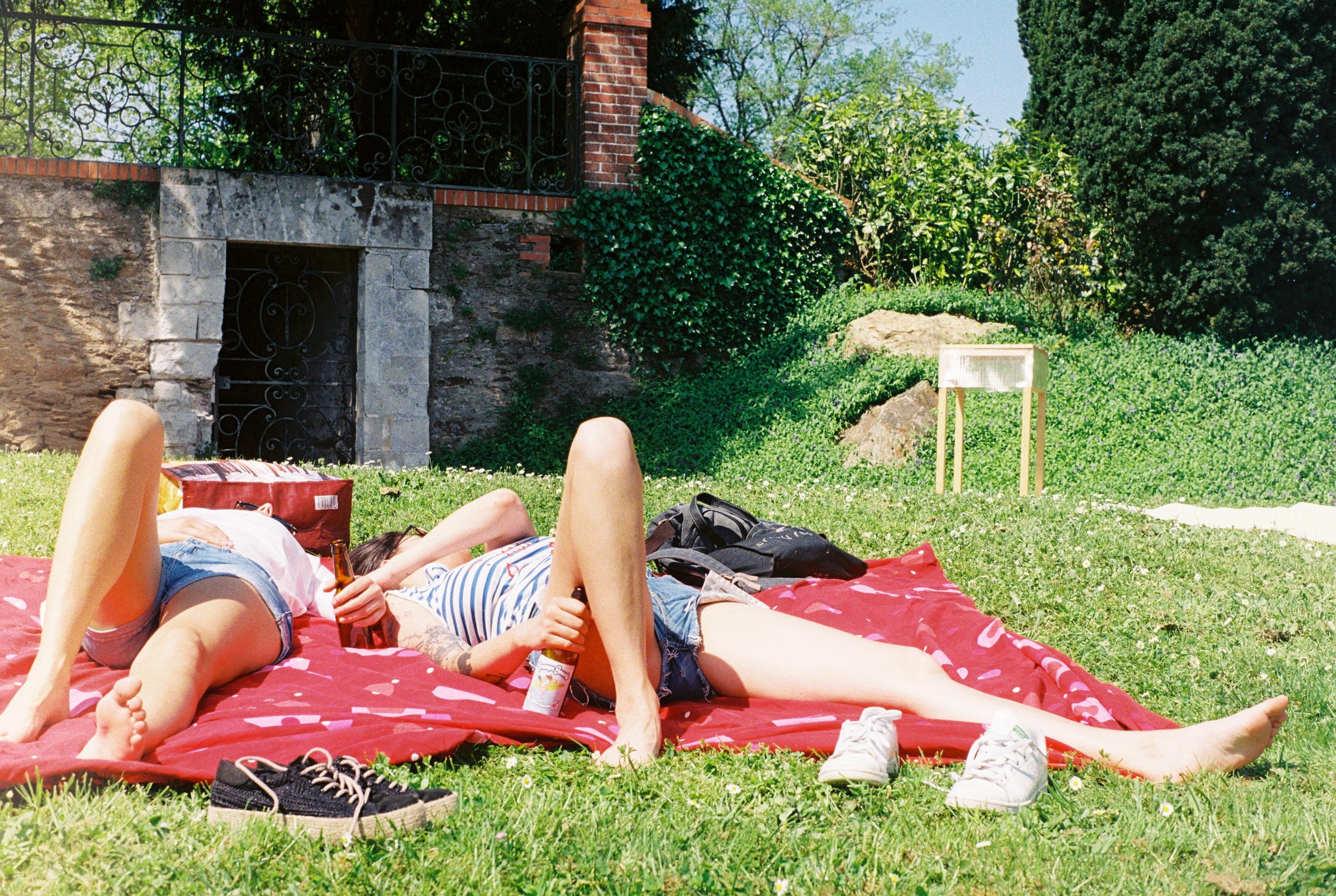 _On a l'impression d'être dans notre jardin_