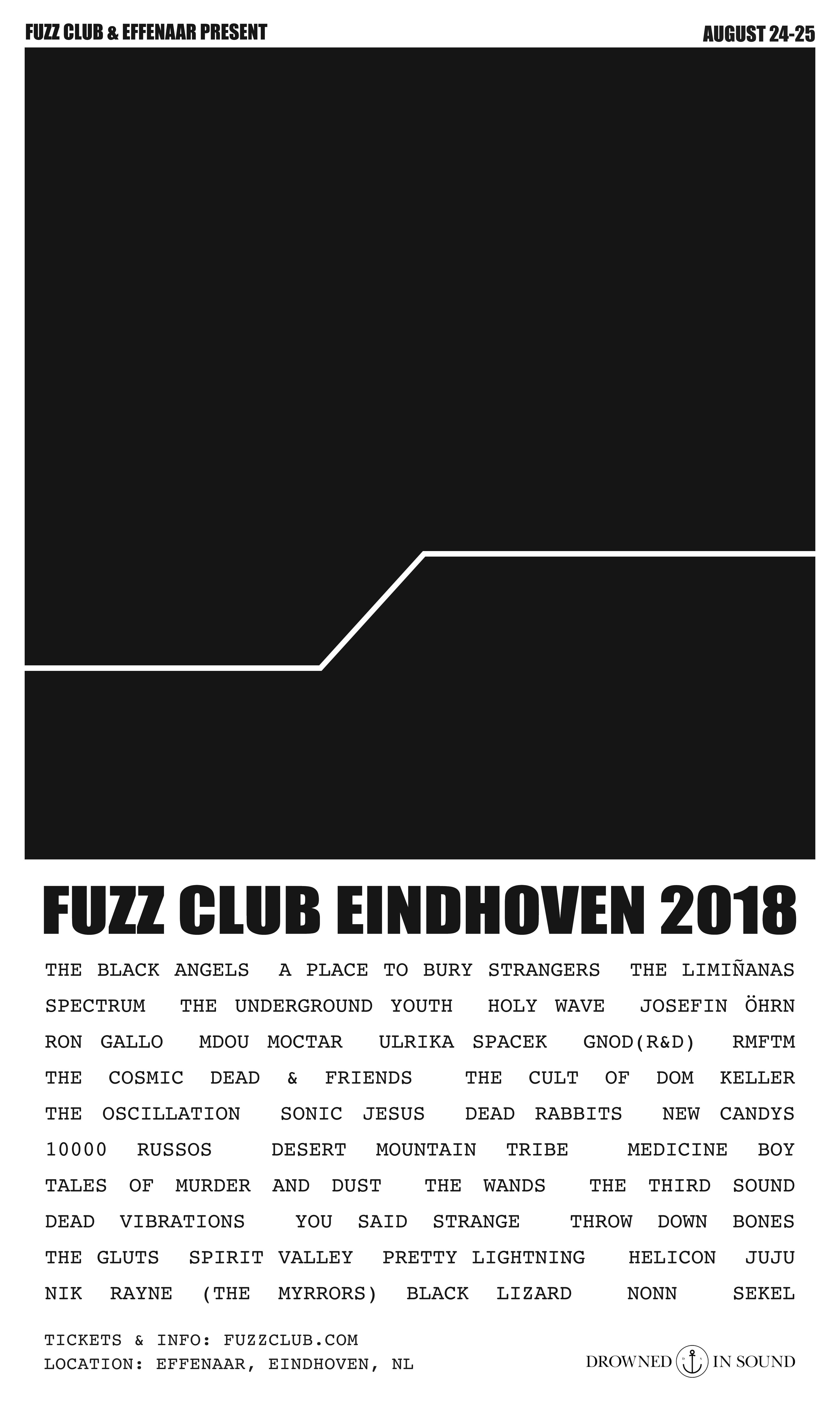 Fuzz Club Eindhoven 2018 (Web)