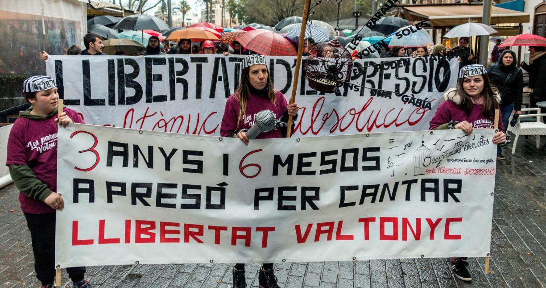 Manif liberer Valtonyc