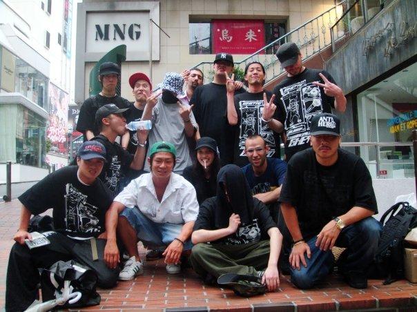 SHIMOKITAZAWA_GHETTO_CREW_IOUTSIDE_EVENT_2008