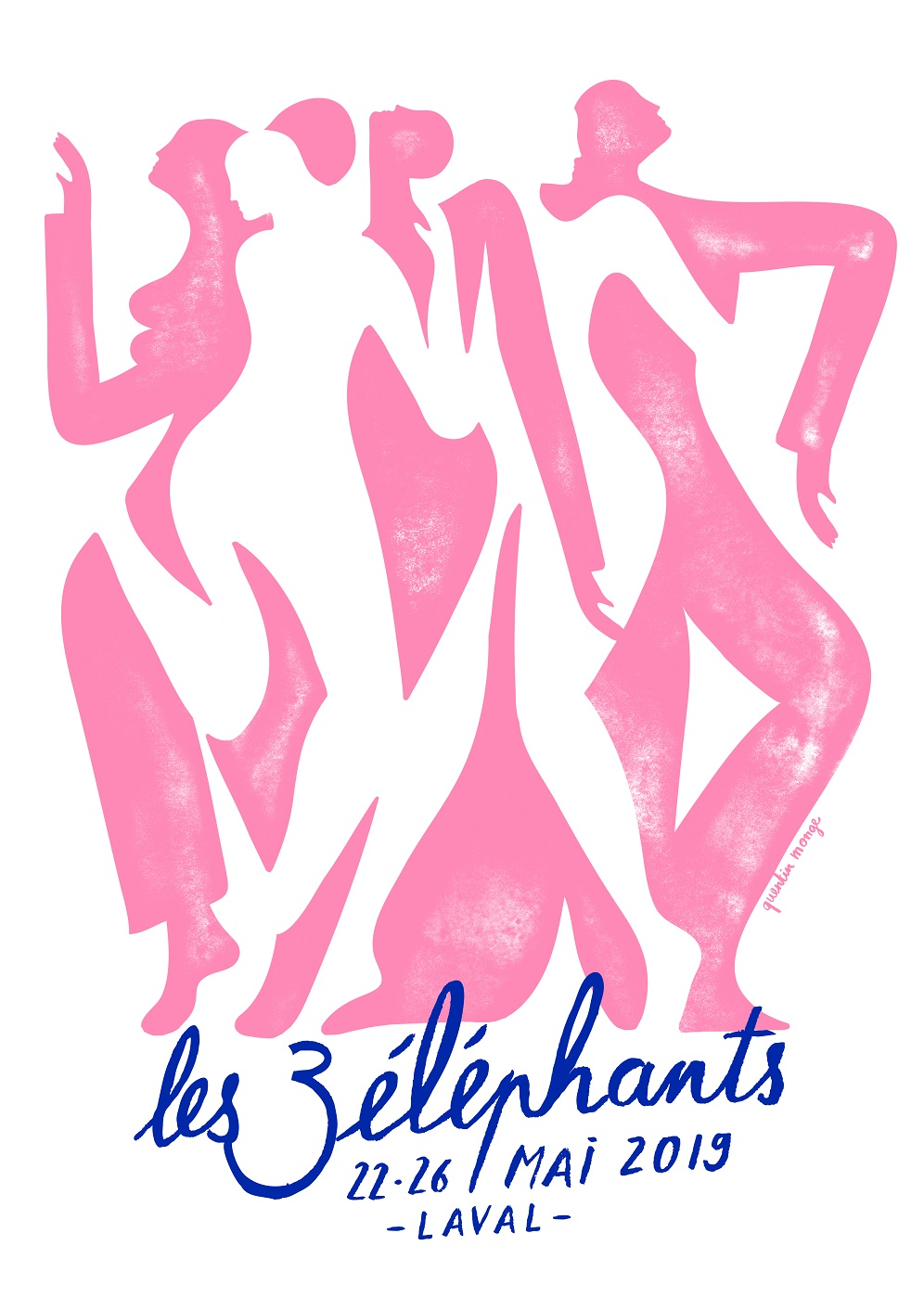 Affiche 3LF
